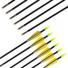 Core archery carbon vessző